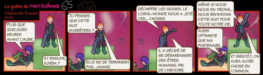 PANTAGRAME - Le wecbomics tro emogotik